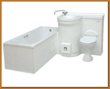 Modular Buildings Bathroom Toilet
