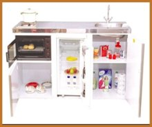 Find modular building additional extras for Kitchen units in zambia